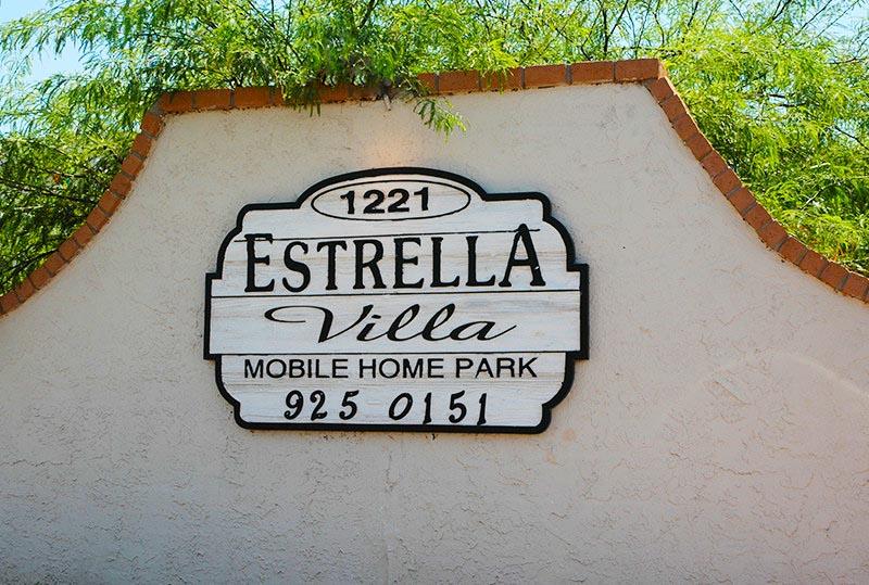 Wigwam Amp Estrella Mobile Home Park